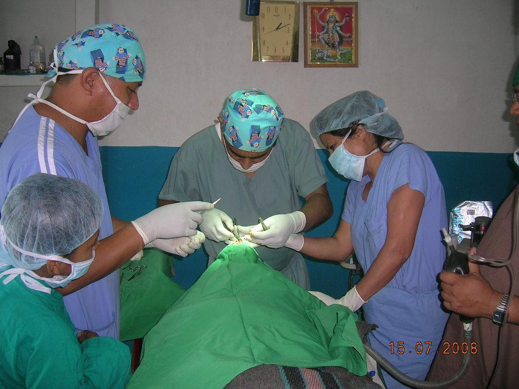 Corrective Surgery Team