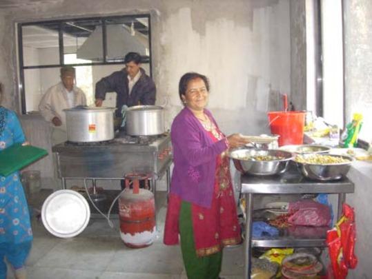 Kirtipur Cafe April 2013