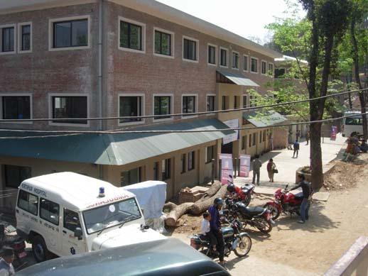 Kirtipur Cleft & Burn Center