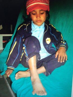 Namita 7 Year Old