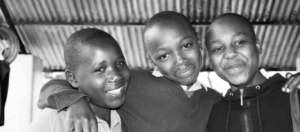 CRK works with children from throughout Kenya