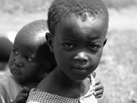 Children at Child Rescue Kenya