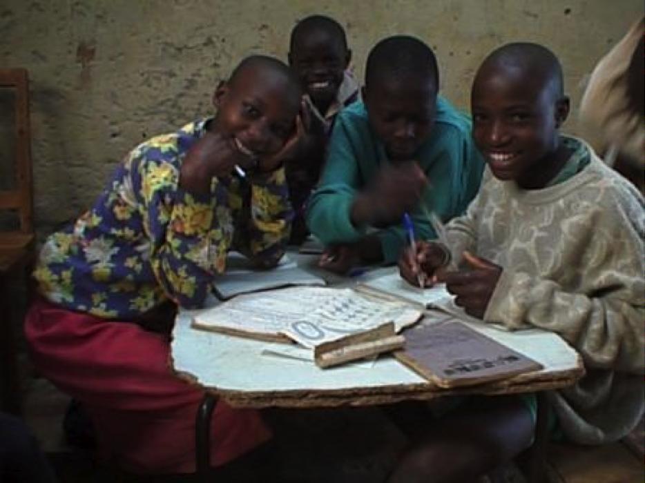 The Learning Center in Kenya