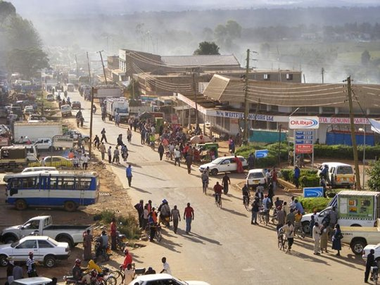 Kitale, Kenya