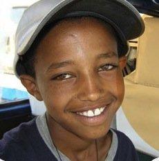 Smiling in Ethiopia