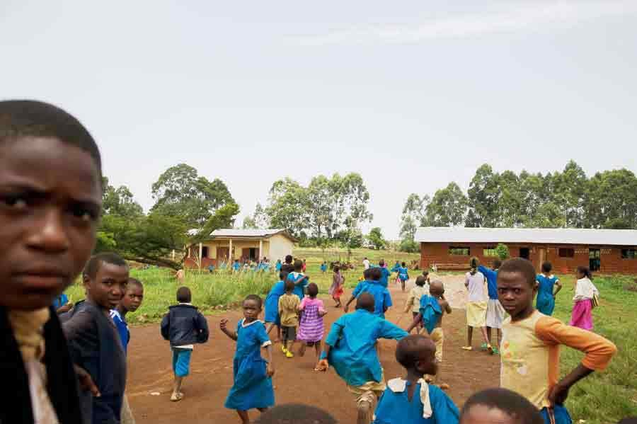 Send 85 Children to School for 1 Year in Cameroon