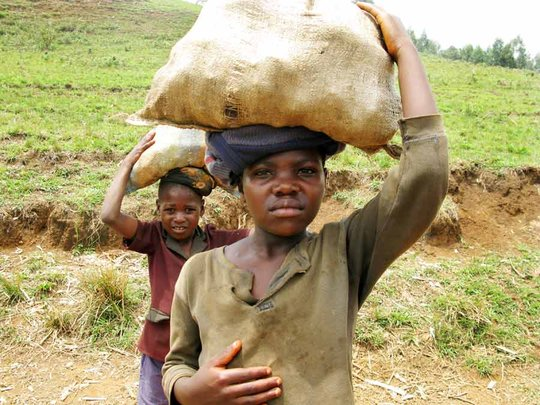 Send 35 Children to School for 1 Year in Cameroon