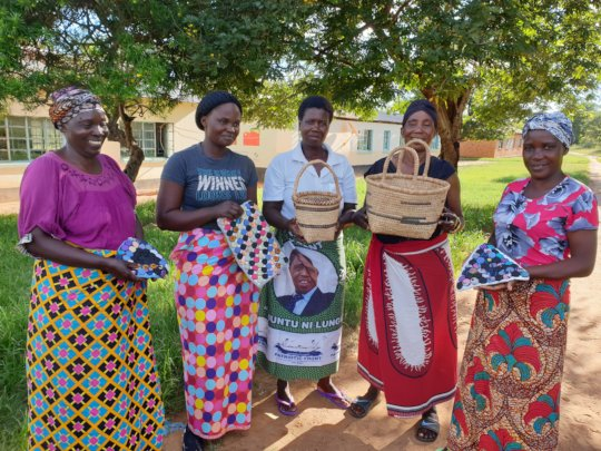 Sustainable project for 200 women - Musokowane
