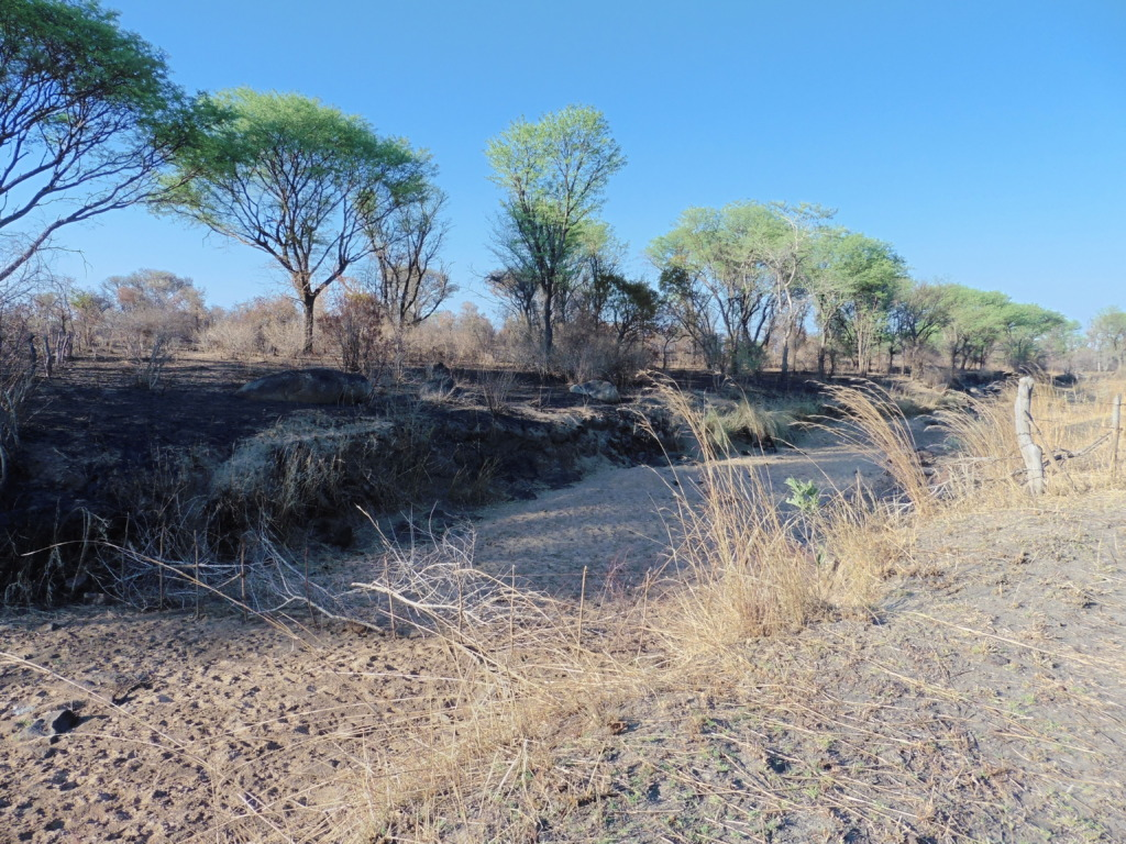 Dry River Bed - Nyawa Chiefdom