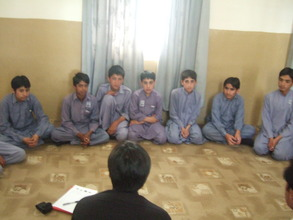 session with children groups