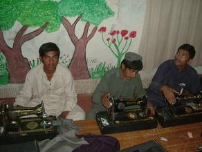 children at skill development Class