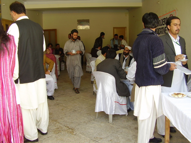 Training HIV-AIDS-Quetta