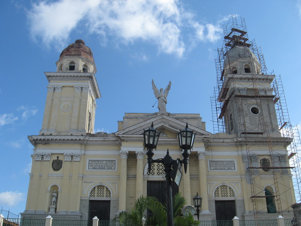 Two years later, reconstruction continues in Cuba