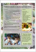 Nom Banh Samlor Khmer Recipe (Cambodian Noodle) (PDF)
