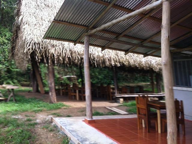 Traditional Maleku Upal (rancho)