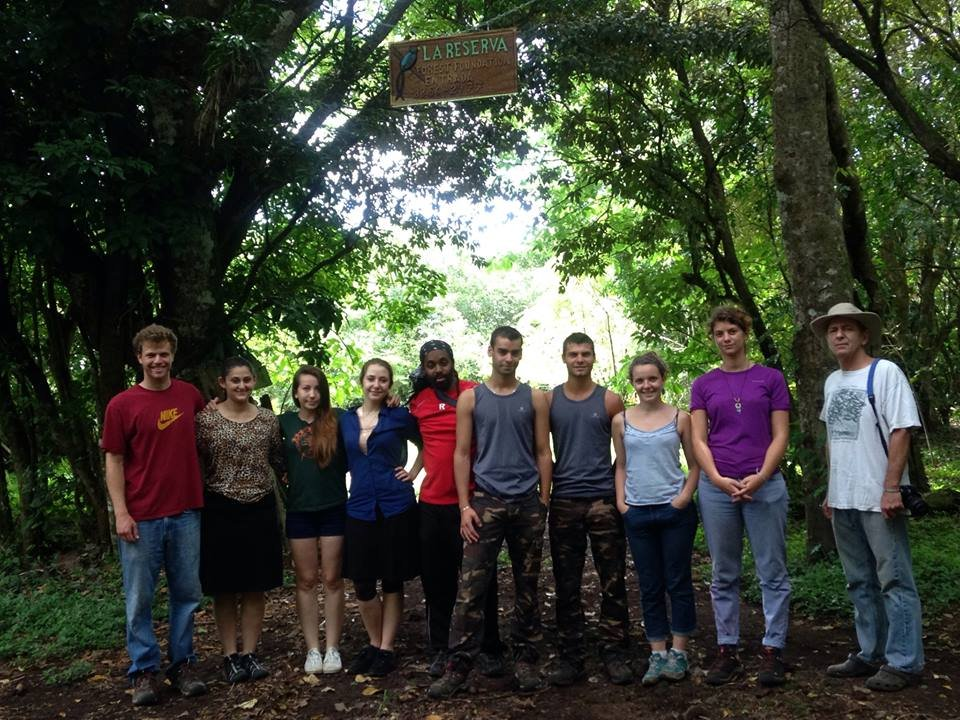 LRFF Volunteers, June 2014