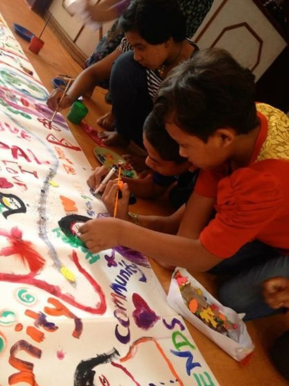 Counseling through Arts
