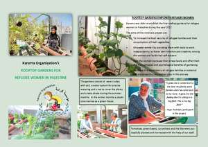 Leaflet explaining the impact of our project! (PDF)