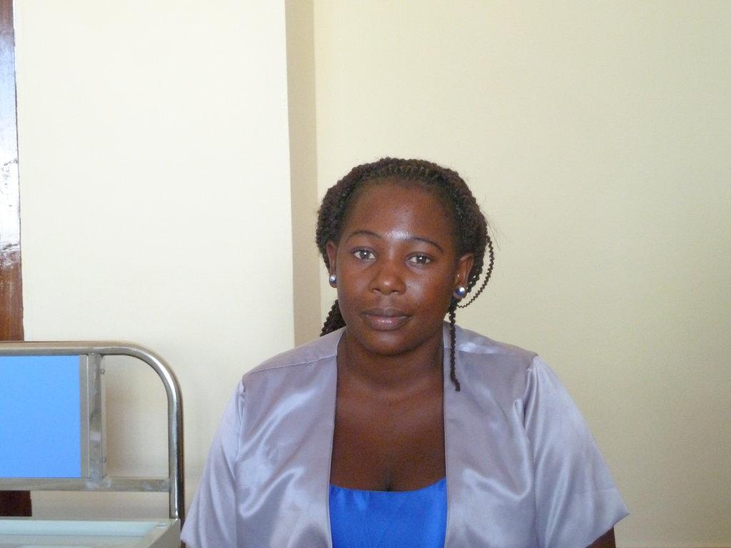 Nyafuru is happy to receive the screening.