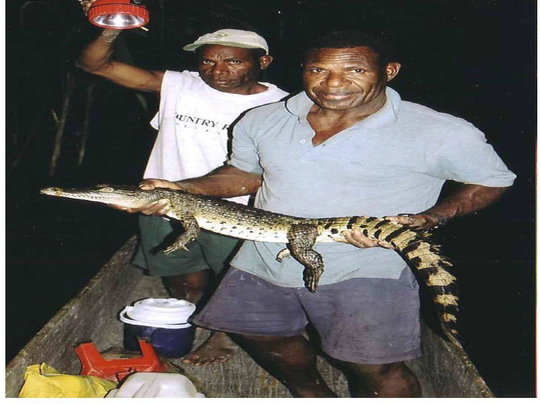 Sepik River region residents (photo:SWMI)