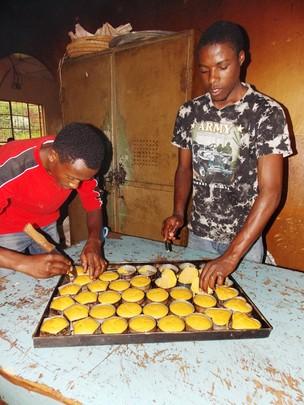 Baker in Training