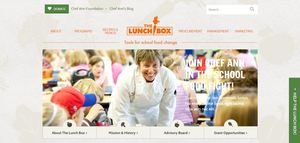 The New Lunch Box Home Page