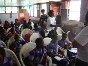 Health education against female genital mutilation