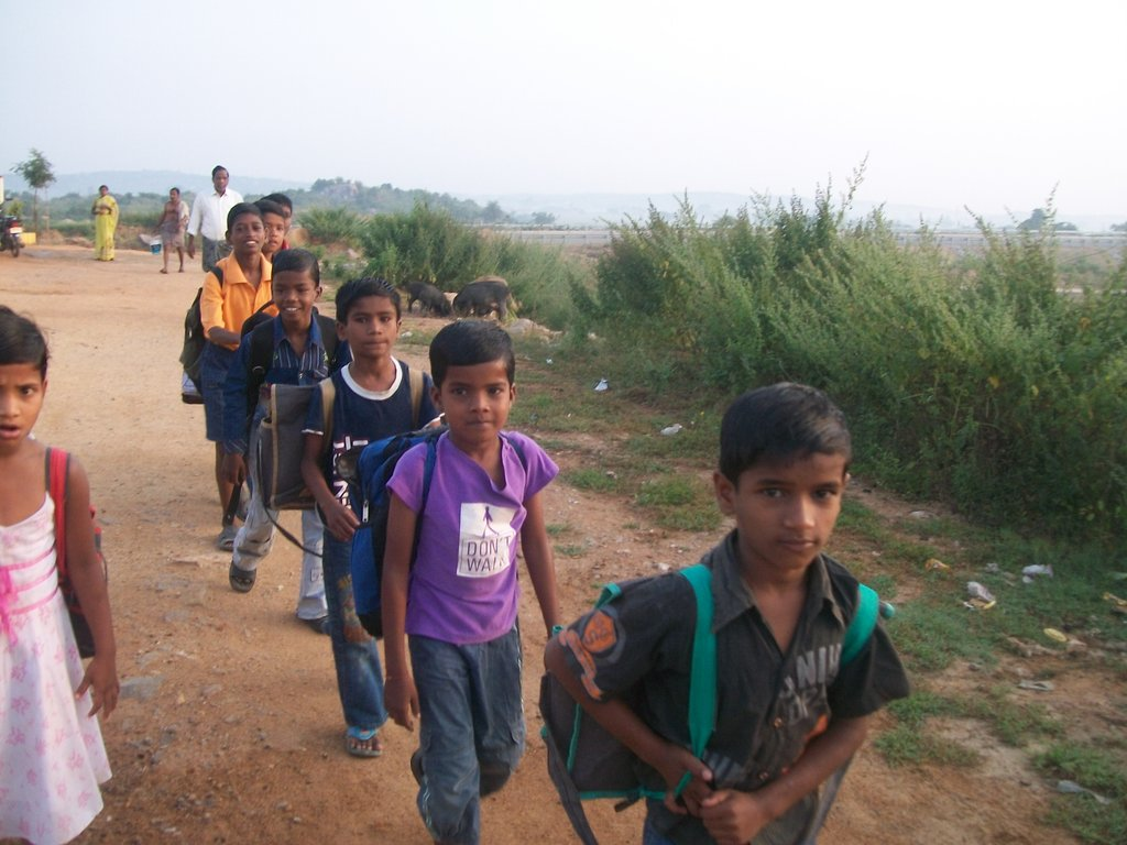 Education for 356 HIV Infected/Affected Children