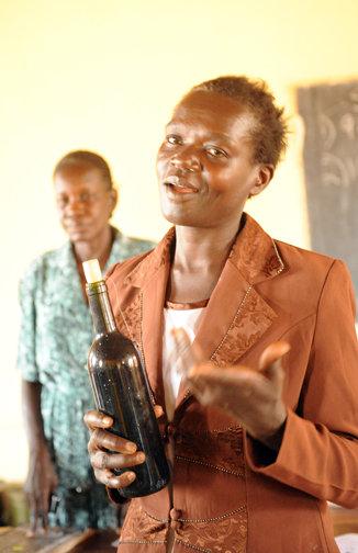 Safe Water & Solar Cooking Tools for Ugandan Women