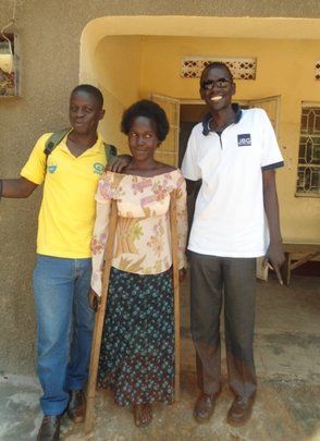 Beneficiary referred to hospital for rehab