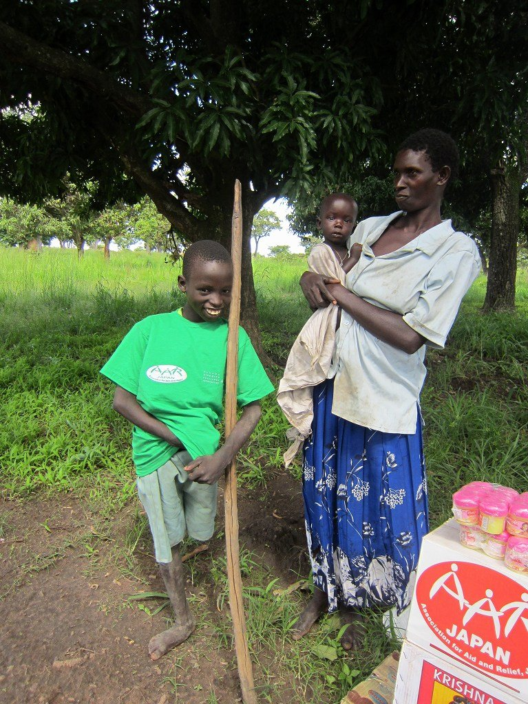 Supporting Landmine Victims in Uganda