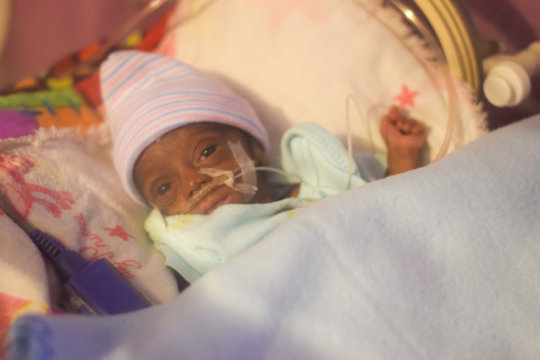 Provide Formula to Orphan Babies in Haiti