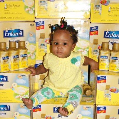 Baby on Formula