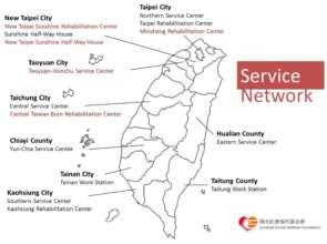 Sunshine's expanded rehabilitation network