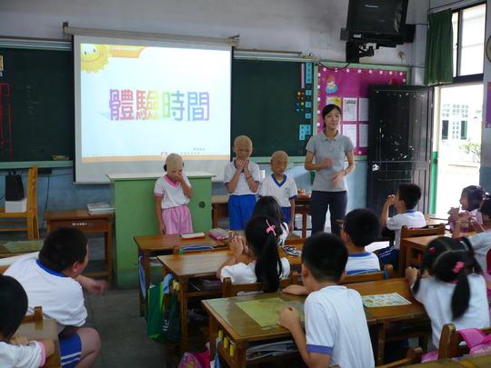 School activities teach empathy