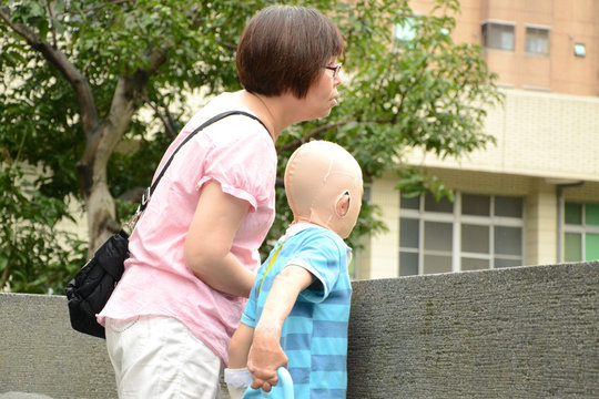 Rehabilitation for burn survivors in Taiwan