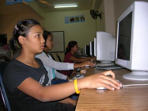 Computer Classroom for Education for DEPDC
