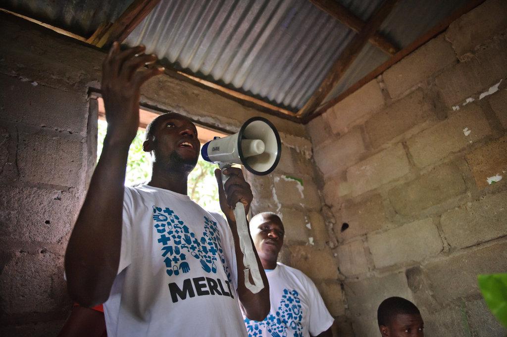 Cholera Outbreak: Emergency Response, Haiti