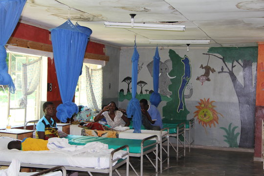 children's ward