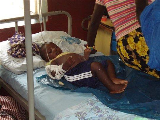 Solar power for a remote hospital in Malawi