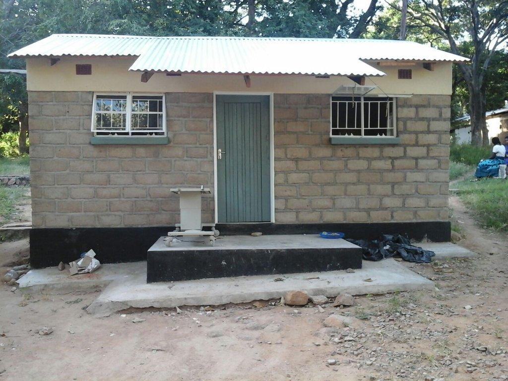 The Solar Power House