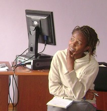 Beneficiary of mentorship and training