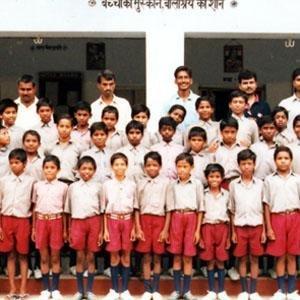 School for Former Child Slaves
