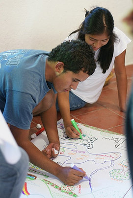 Co-creating our sustainable future, El Salvador