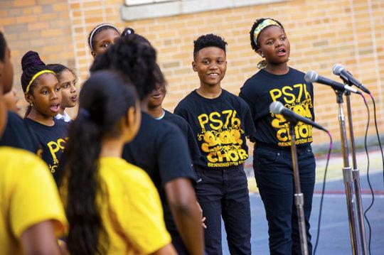 ETM Partner School Performance