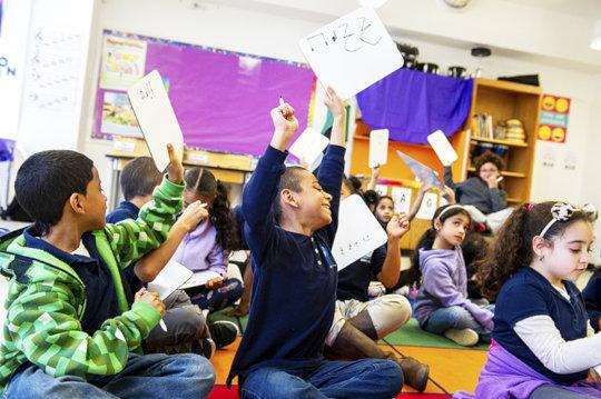 ETM Partner School Music Class