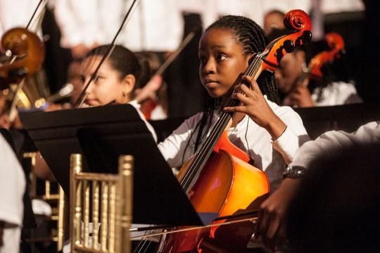Give In-School Music Education to NYC Youth