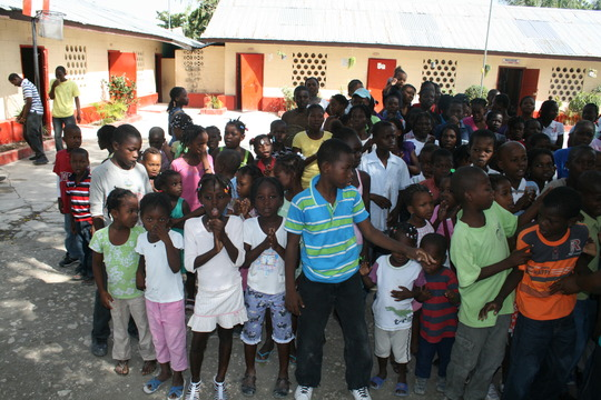 Improve a School for 600 Children in Haiti