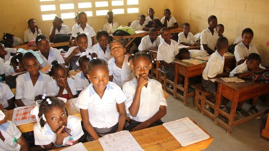 Improve a School for 600 Children in Haiti