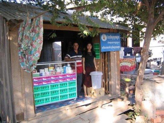 Rural CWP Retailer